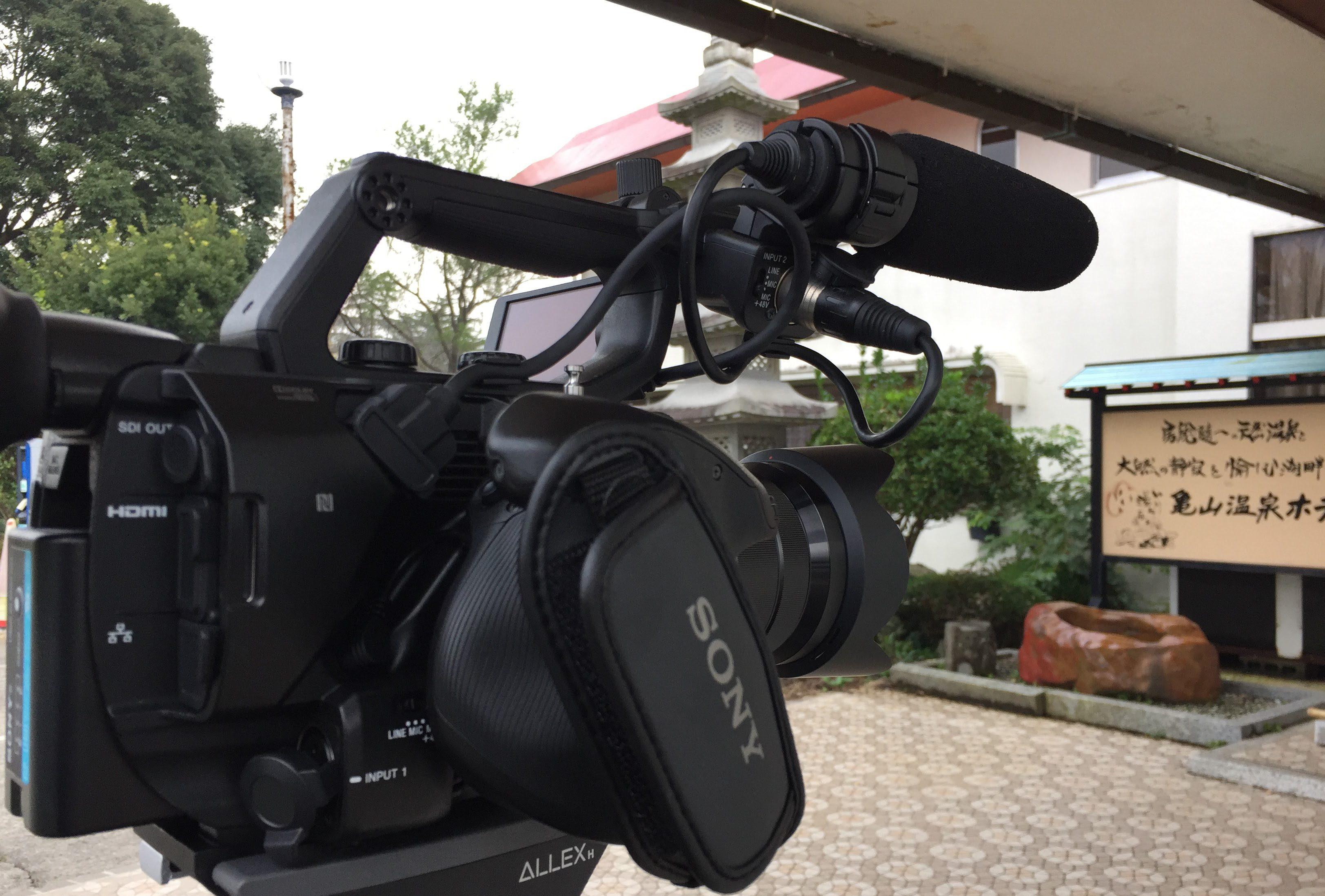 動画撮影・ネット中継